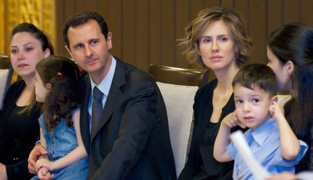 Why Assad Opposed to Sending his Family to Tehran?